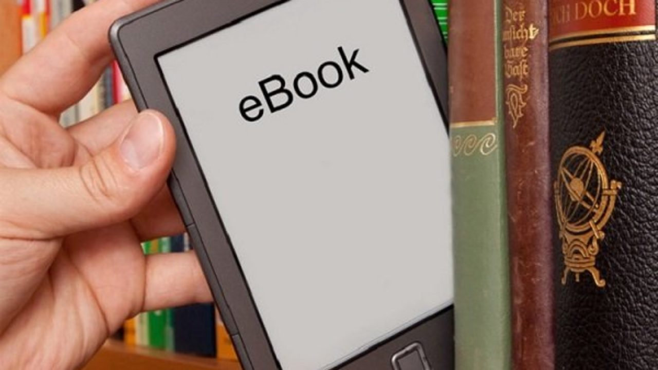 Why e-Books?